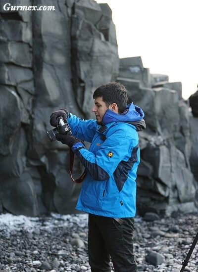 İzlanda kuzey ışıkları blog