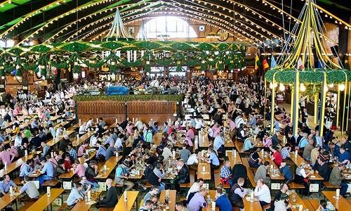 Gurme Festivalleri,Münih Fruhlingsfest Springfest festival