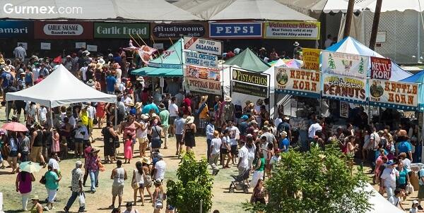 Gurmelere özel festivaller,amerika-gilroy-sarimsak-festivali-amerika-abd