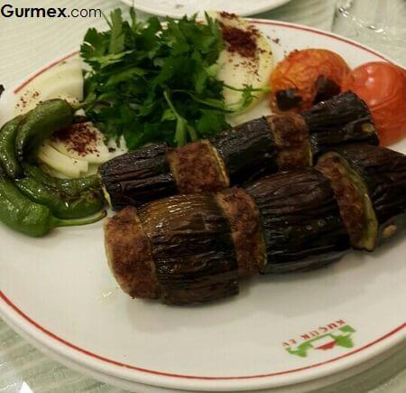 Küçük Ev Et Lokantası, Kahramanmaraşta patlıcan kebabı nerede yenir