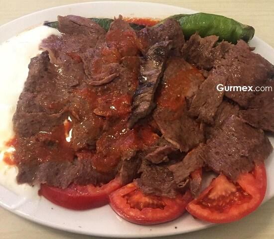 Bursa'da nerede ne yenir,Döner iskender kebap, lezzet yemek mekanları durakları gurme blog, Kebapçı iskender Bursa