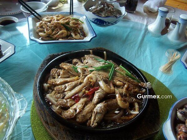 Çin Yeme İçme, Çinde yemek nerede yenir