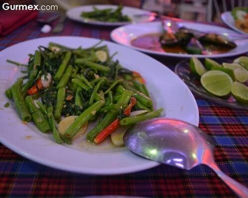 Sea Food Restaurant Bangkok,Tayland yeme içme blog