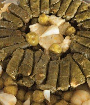 Can Erikli Yaprak Sarma - Gaziantep Yemekleri, Antep Mutfağı Dolmalar ve Sarmalar