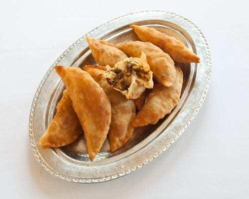 Pirinç Böreği - Gaziantep Yemekleri, Antep Mutfağı Pideler ve Börekler