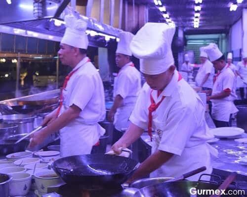 Sea Food Restaurant,Bangkok deniz mahsulleri nerede yenir