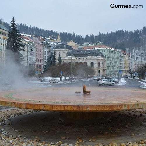 Karlovy Vary geziecek görülecek yerler