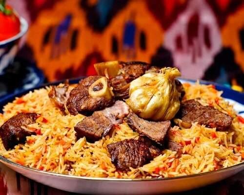 Kırgızistan Gezisi, Kırgız mutfağı ve meşhur yemekler