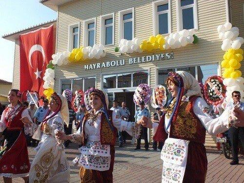 Yemek festivalleri, Hayrabolu Ayçiçek festivali Tekirdağ