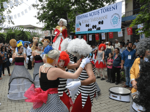 Yemek festivalleri, Tekirdağ kiraz festivali