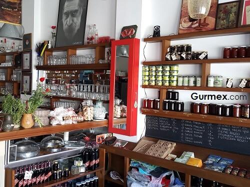 Ada Cafe Bozcaada kahvaltı nerede yapılır