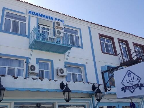 Bozcaada Nerede Kalınır, Bozcaada Otelleri