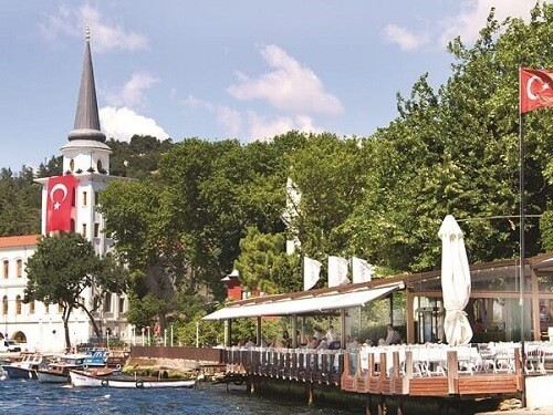 istanbul iftar mekanları, Yakamoz Restaurant Kuleli