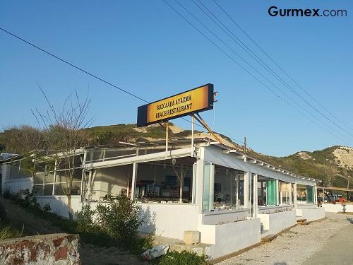 Ayazma Restaurant, Bozcaada plajda plajlarda sahilde ne yenir ne içilir