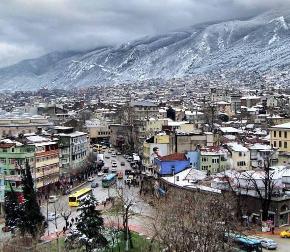 Bursa Merkez Gezilecek Yerler: Bursa Gezi Rehberi