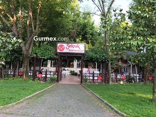 Selçuk Restaurant kültürpark bursa