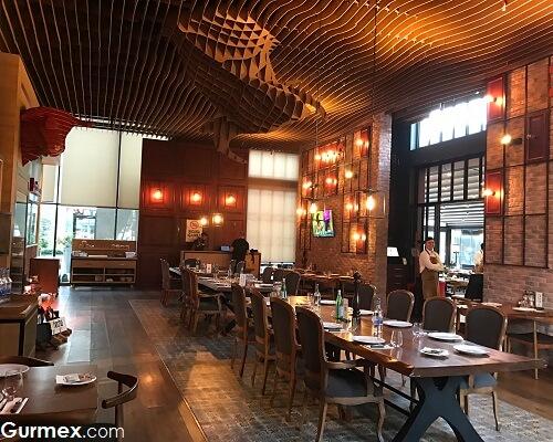 Beş Bıçak Steakhouse istanbul en iyi steakhouse