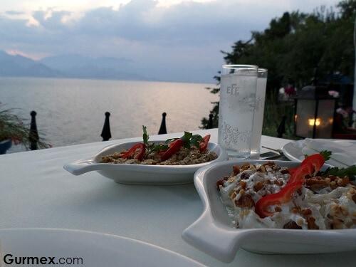 Nejat Balık,Antalya en iyi rakı balık mekanları