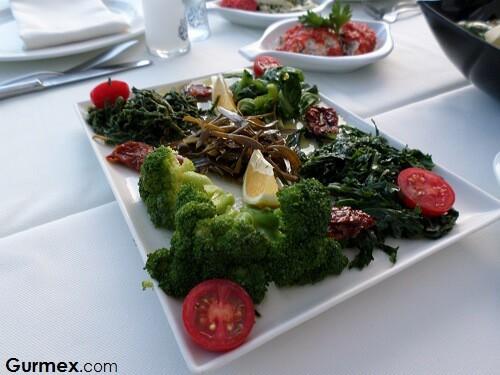 Nejat Balık,Antalyada nerede ne yenir ot tabağı