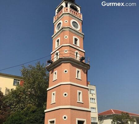 Bursa'da hafta sonu gidilebilecek yerler,Yenişehir Saat Kulesi