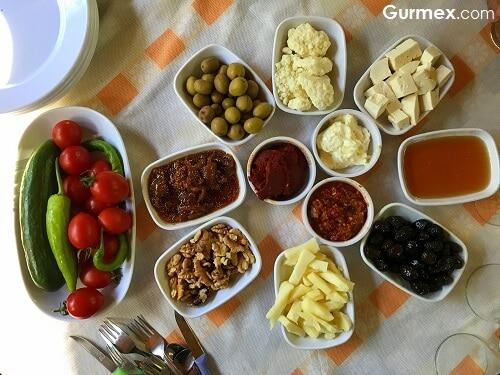 Ormancının Yeri, Antalya'da köy kahvaltısı nerede yapılır