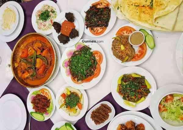 Haliç Hatay Sofrası: Bursa'da Hatay Yemekleri Nerede Yenir?