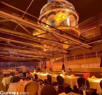 Sevgililer Günü Firuzende Restaurant Galata