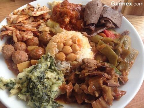 Sultan Sofrası Kayseri'de yemek nerede yenir