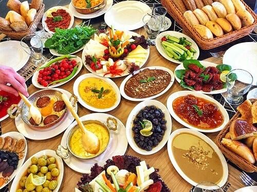 Türkiye gurme gezi rehberi