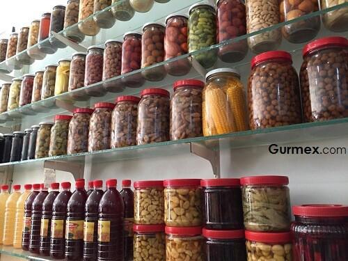 Turşucu Bayram Kayseri'de ne içilir