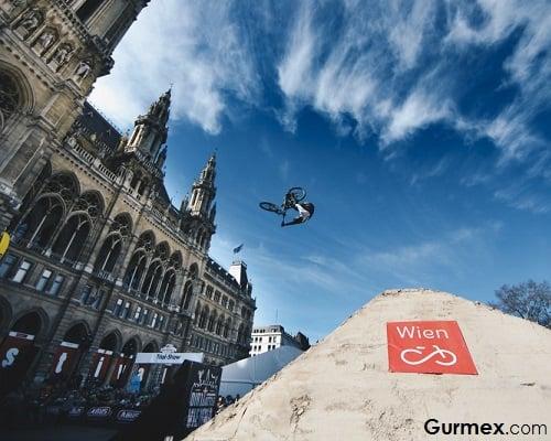 Viyana bisiklet yarışması ve fuarı Viyana Gurme rehberi