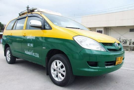 taxi thai