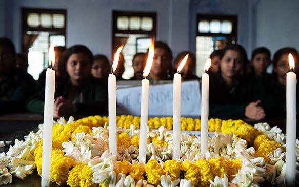candle peshawar