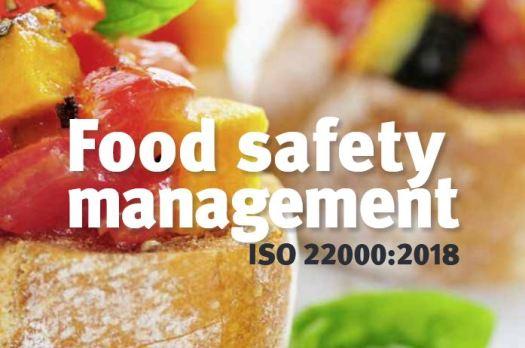 ISO 22000 2018 Gıda Güvenliği Yönetim Sistemi