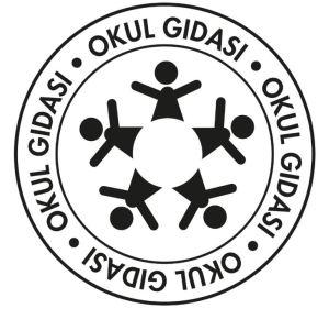 Okul Gıdası Logo Uygulaması
