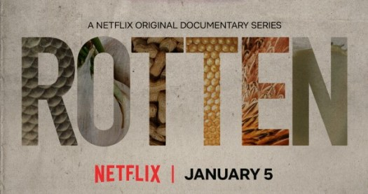 Rotten Netflix Original Documentary Series