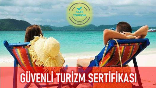 Güvenli Turizm Sertifikası