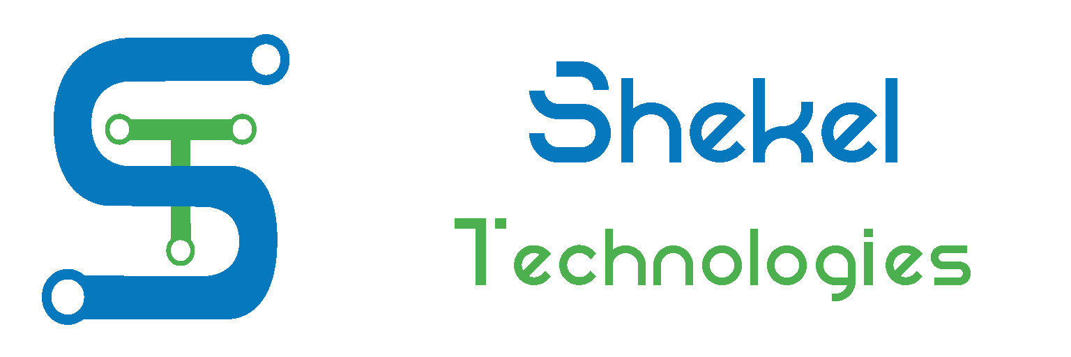 Shekel Technologies Branding