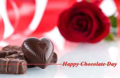Happy Chocolate Day Wallpaper 2018