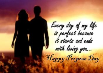Propose Day Photo 2018