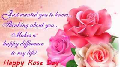 Rose Day Wishes 2018