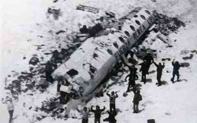 Andes 1972 plane crash museum