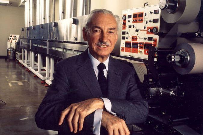 Alejandro Zaffaroni - inventor of the Pill