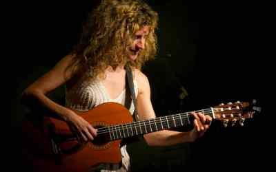 Ana Prada – the face of modern Uruguayan folk music