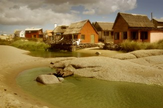 Beaches that will take you back in time - Punta del Diablo Photo: VInce Alongi
