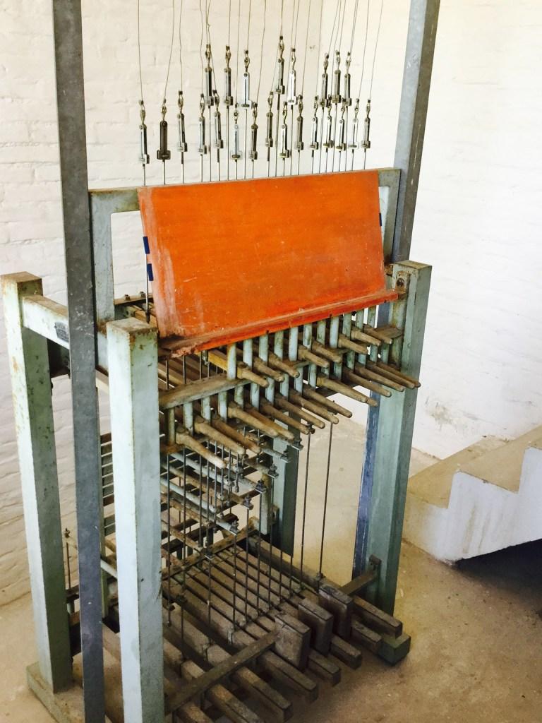 Carillon in Cerro Colorado