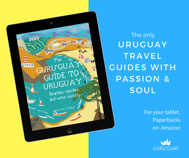 Best Uruguay travel guide book to buy