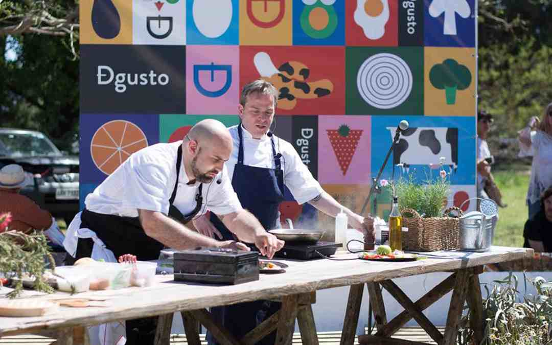 Degusto gastronomy fair in Montevideo