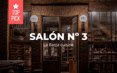 Salón No. 3 - cocina de La Barra