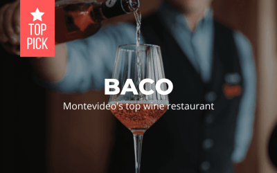 Baco – Montevideo's top wine restaurant